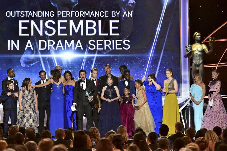 This is Us, el mejor elenco de serie dramatica