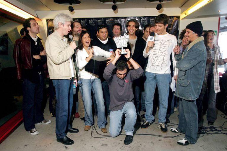 Las principales figuras de la Rock and Pop en el festejo de los 20 años de la emisora