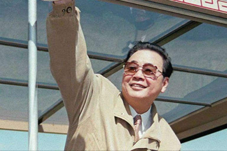 El ex primer ministro chino Li Peng falleció anoche a los 90 años