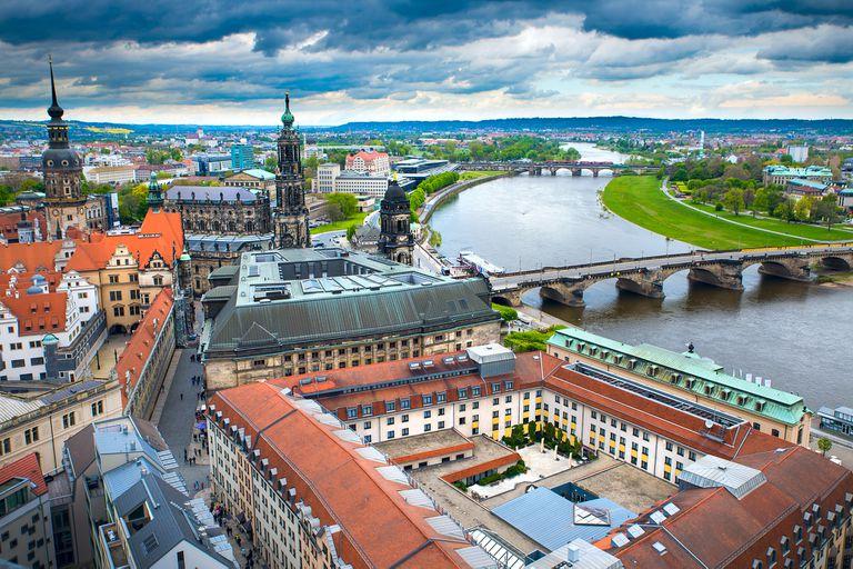Los concejales de Dresde intentan visibilizar el avance de la derecha