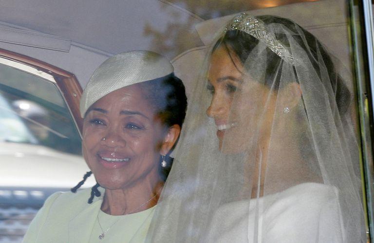 El único miembro de la familia de Meghan que fue invitado a su boda fue Doria Ragland, su madre