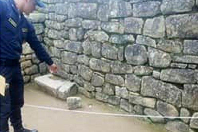 Detuvieron a dos turistas argentinos por dañar y defecar en las ruinas de Machu Picchu