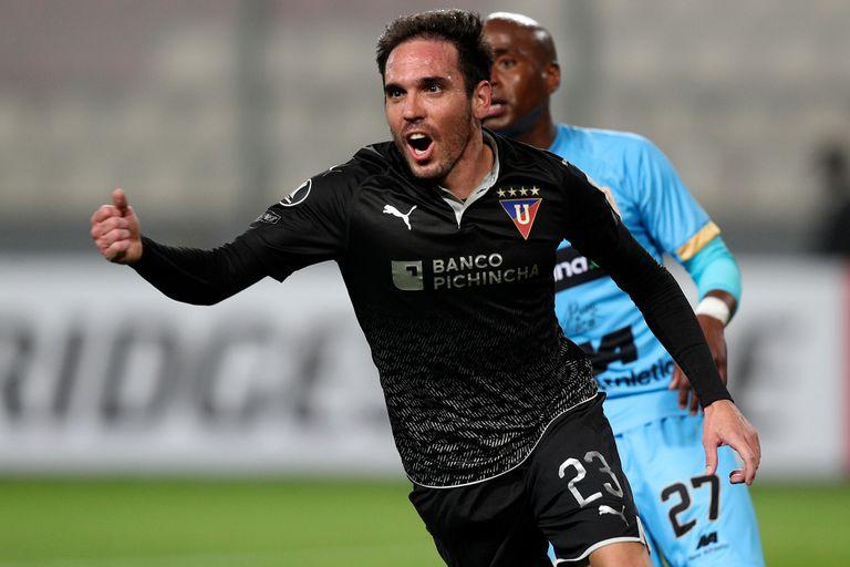 Atento River: Liga de Quito derrotó a Binacional en Lima y es líder en la Copa