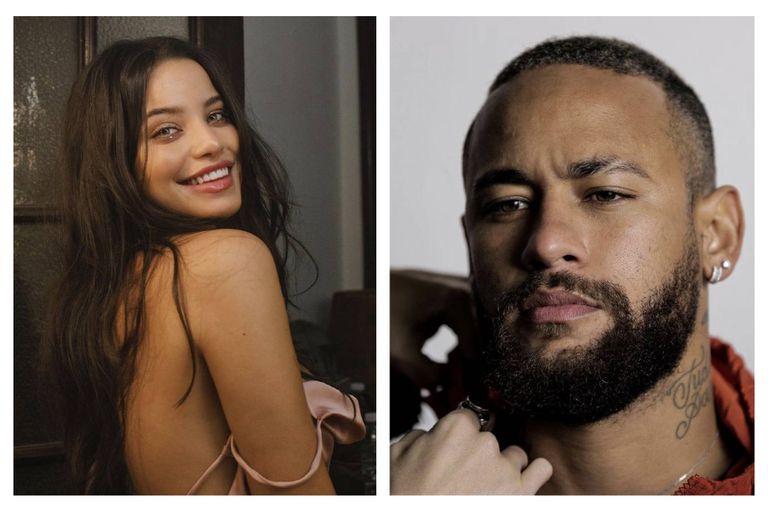 El brasileño volvió a aparecer en las fotos de la cantante