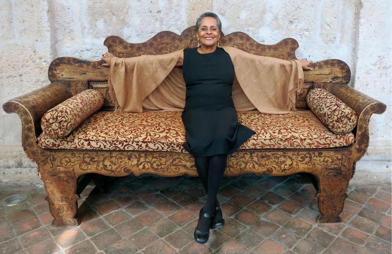 """La voz de la cantante peruana Susana Baca recorrió el mundo luego de que David Byrne la incluyera en un compilado de """"world music"""""""