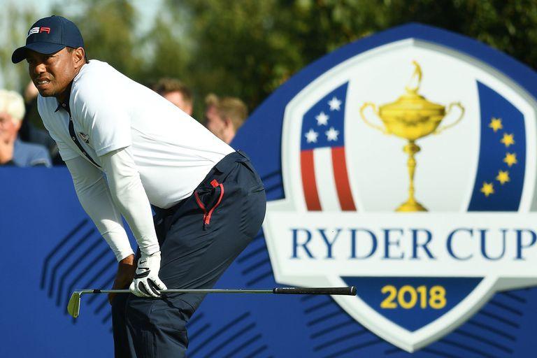 Ryder Cup: Europa estiró la ventaja a 10-6 y Tiger Woods suma derrotas