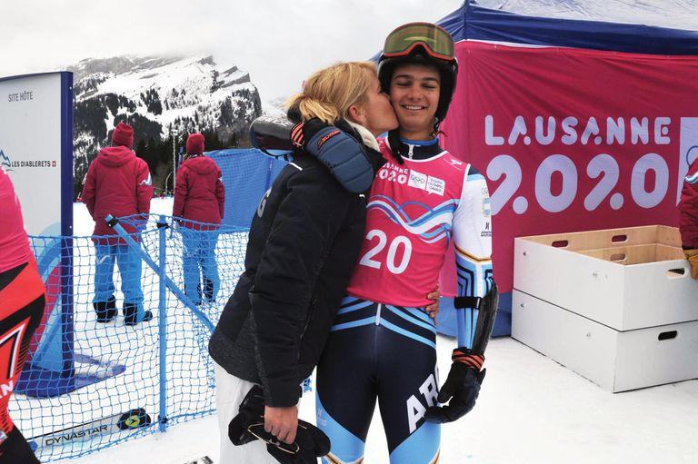 Tiziano Gravier. El álbum del hijo de Valeria Mazza en los Juegos Olímpicos