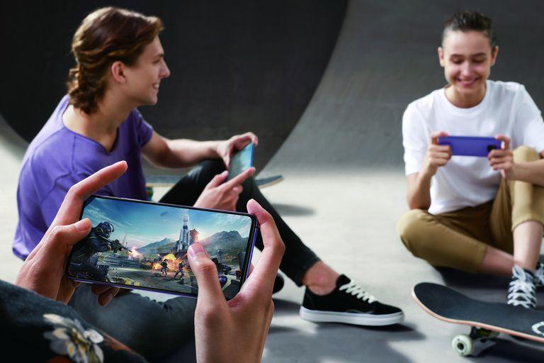 Huawei ofrece un modelo con una pantalla de 7,2 pulgadas para gamers
