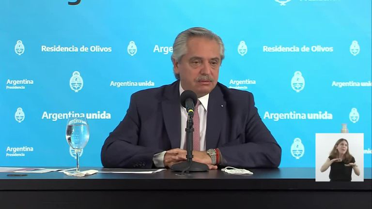 """Para once entidades del agro, Alberto Fernández """"ha pulverizado en tan solo 18 meses su autoridad dejando al país virtualmente sin conducción"""""""