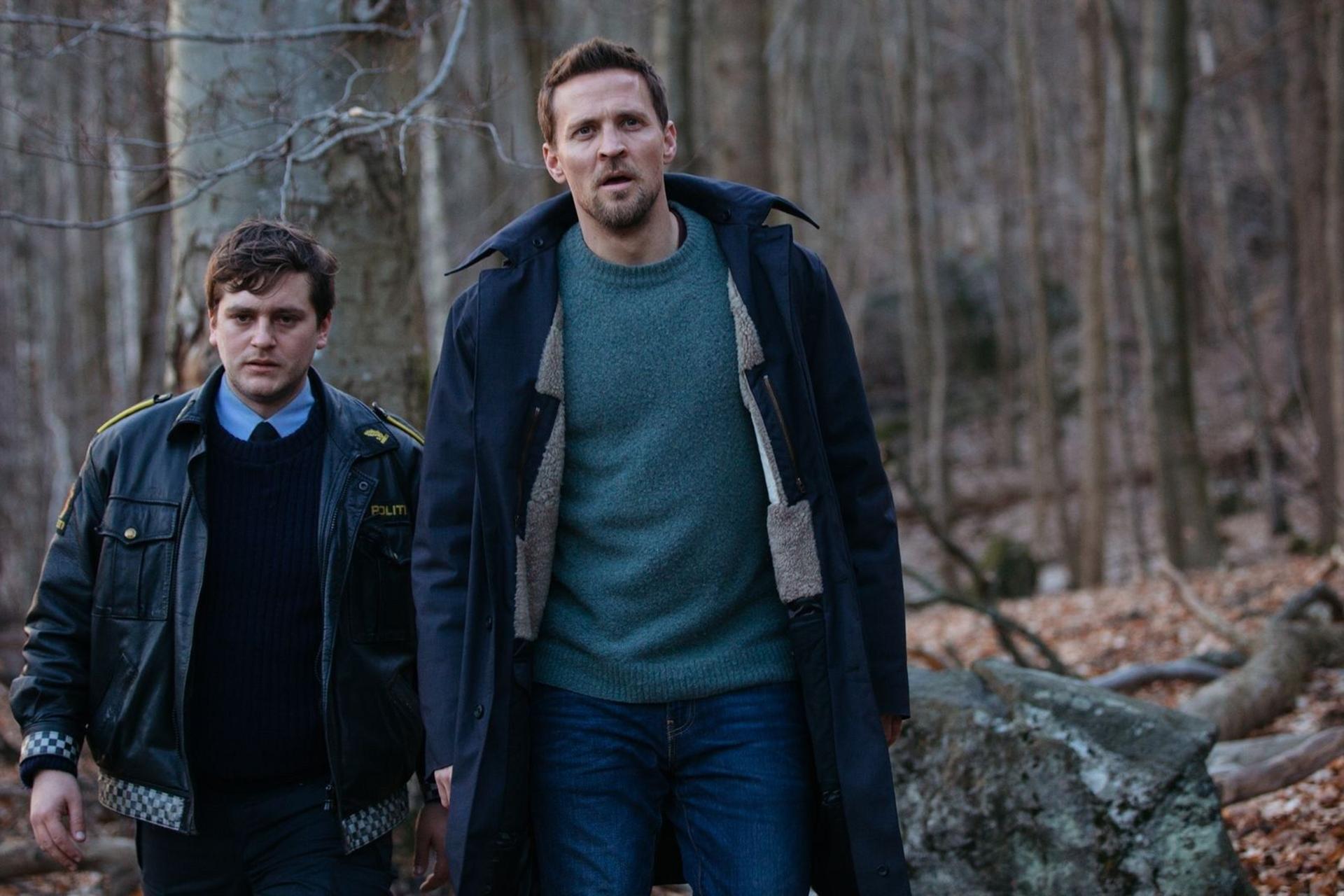 En Borderliner, serie noruega disponible en Netflix, un detective encubre un crimen