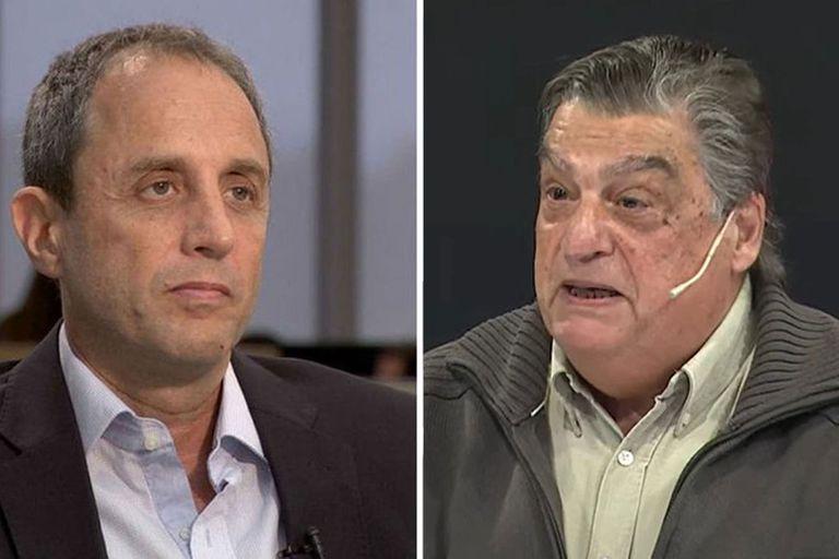 Duro cruce entre Ernesto Tenembaum y Jorge Rachid, el asesor de Kicillof