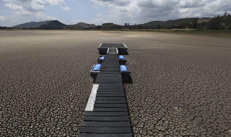 La sequía está azotando cada vez más zonas alrededor del mundo