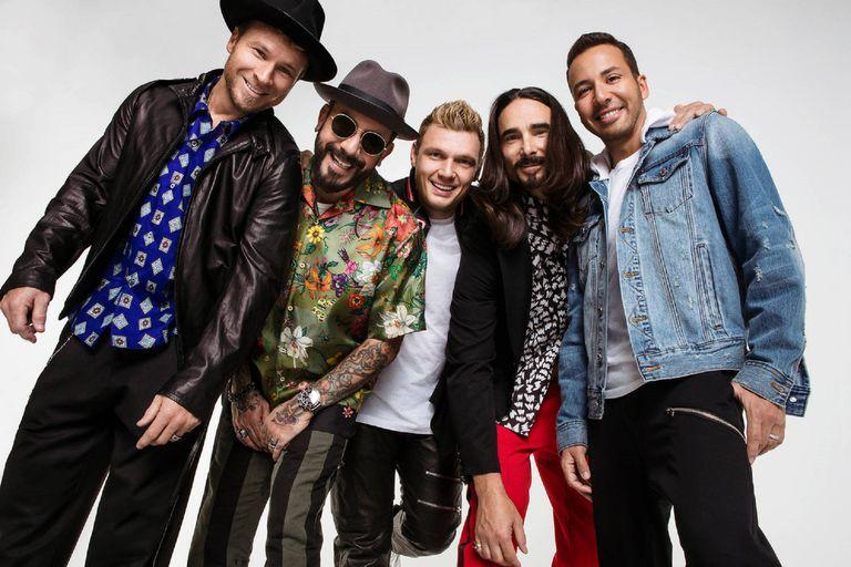 Backstreet Boys: ya arrancó la venta para su show presentado por Flow Music XP
