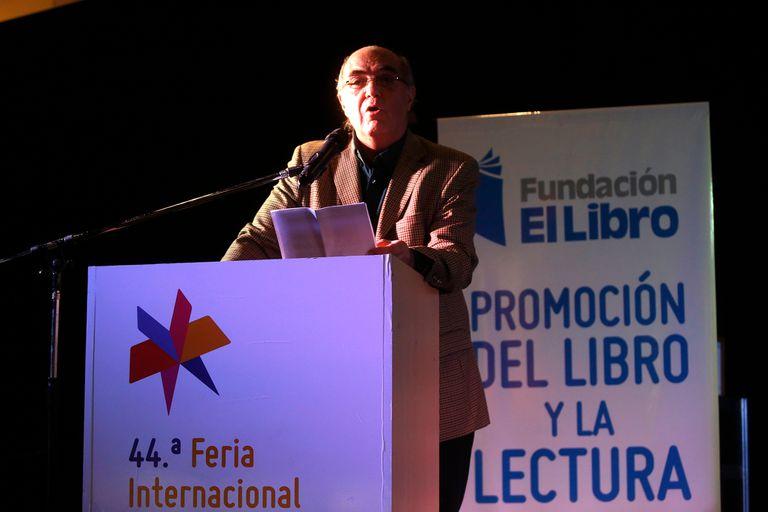 Leandro de Sagastizabal, al frente de la Conabip