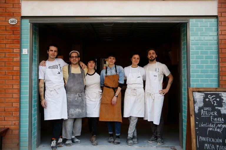 Masa madre argentino. Así es Atelier Fuerza, la panadería de barrio del futuro