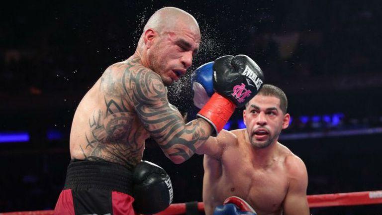 Miguel Cotto se retiró del boxeo profesional frente a Sadam Alí