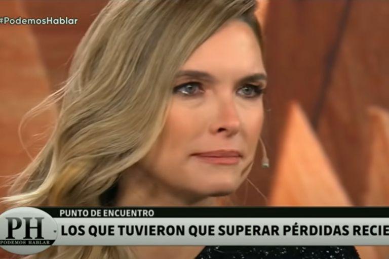 """El dolor de Sofía Zámolo por la muerte de su madre: """"No lo puedo superar"""""""