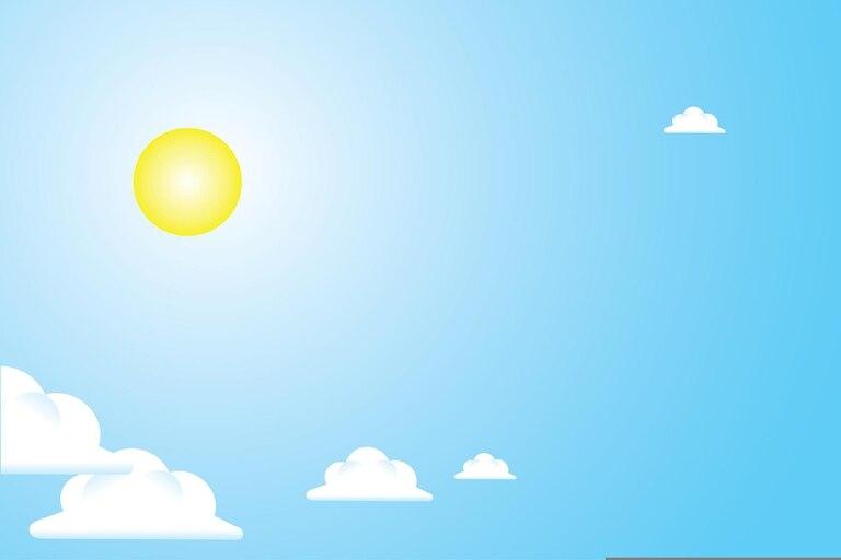 El pronóstico del tiempo para Chepes para el sábado 29 de agosto. Fuente: Augusto Costanzo