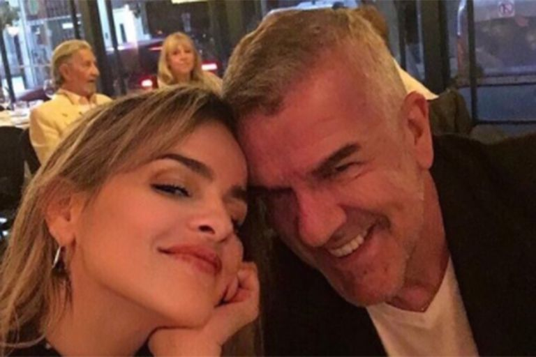 """Mariela Anchipi habló de la salud de su marido, Dady Brieva: """"Quizás safe del quirófano"""""""
