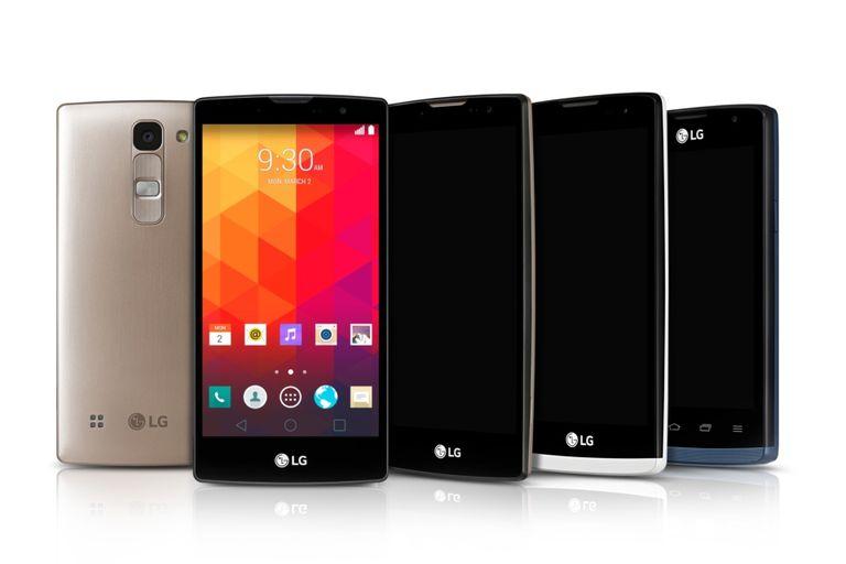 La nueva línea de LG para el Congreso Mundial de Móviles