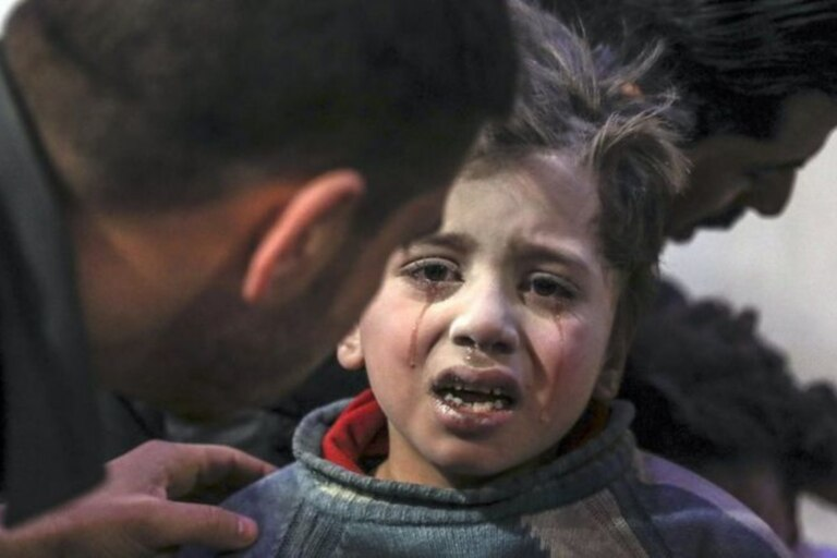 Casi 12.000 niños fallecieron o resultaron heridos en el conflicto