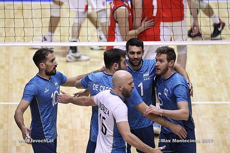 Argentina terminó el Sudamericano con una sonrisa