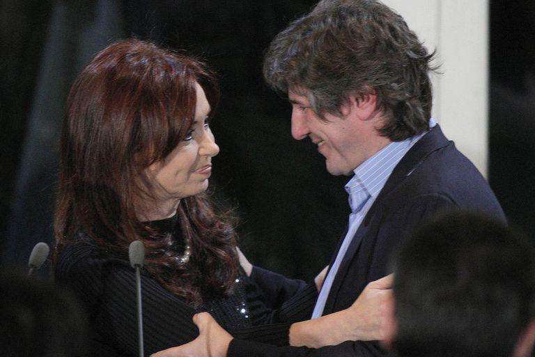 En 2011, la expresidenta nominó a Boudou como su compañero de fórmula