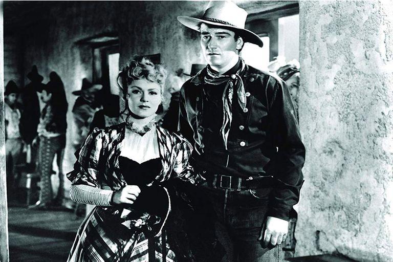 La diligencia, de John Ford, protagonizada por John Wayne