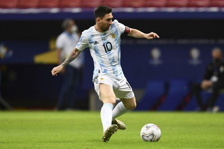 Talento, habilidad y algo más: Messi conduce la ilusión del seleccionado argentino en la Copa América