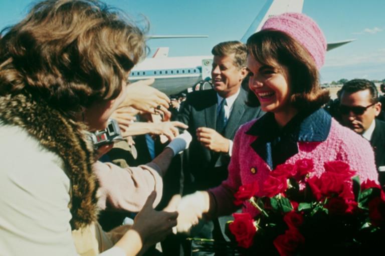 El romance de Kennedy y von Post fue imposible con el matrimonio de él con Jaqueline Bouvier