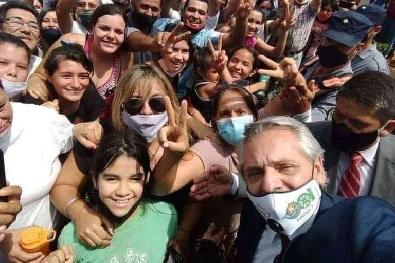"""""""Hay que aguantar"""": el mensaje de Fernández para enfrentar la tensión cambiaria"""