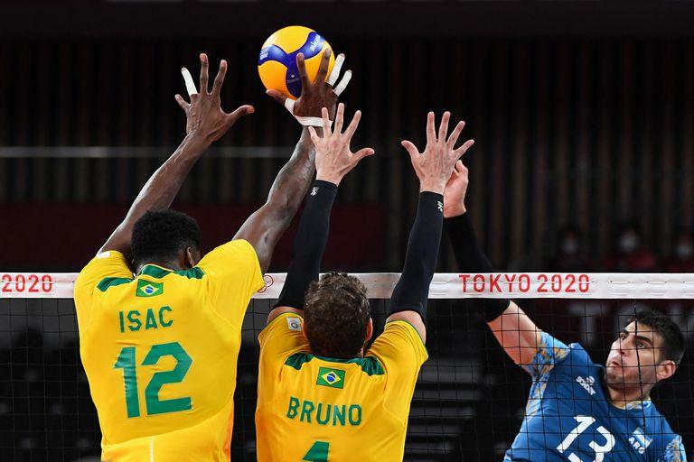 Brasil reaccionó e igualó el partido