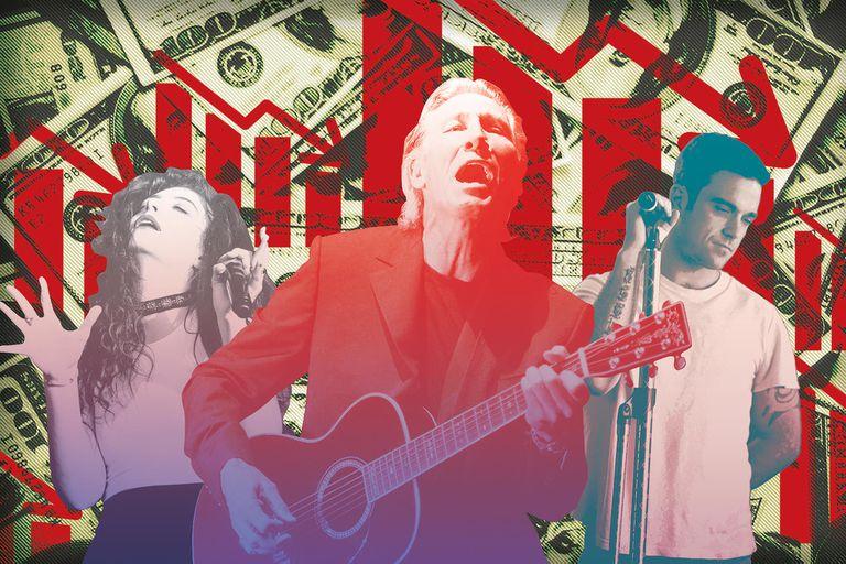 El dólar y la caída del consumo golpea a los recitales