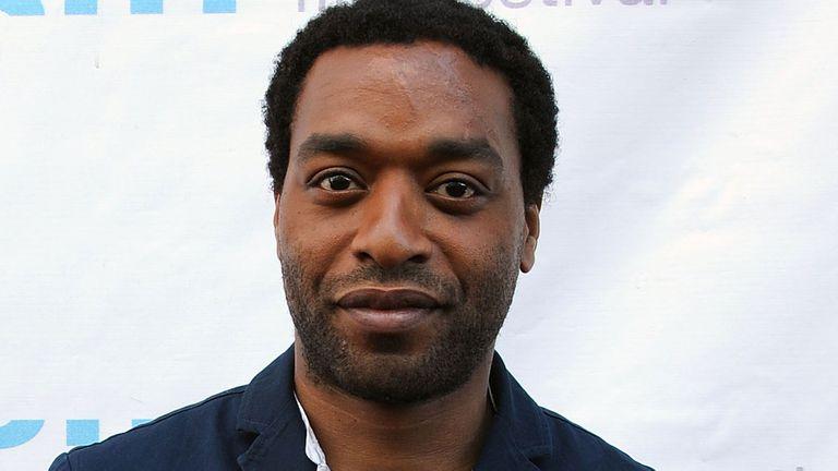 Chiwetel Ejiofor rechazó cambiar su nombre para amoldarse a Hollywood