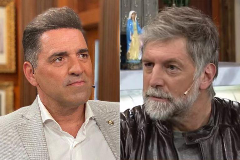 Mariano Iúdica y Horacio Cabak se enfrentaron en el programa de América