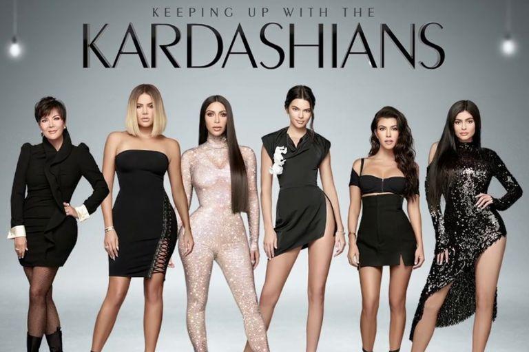 Tras 14 años, termina el reality show Keeping Up with the Kardashians
