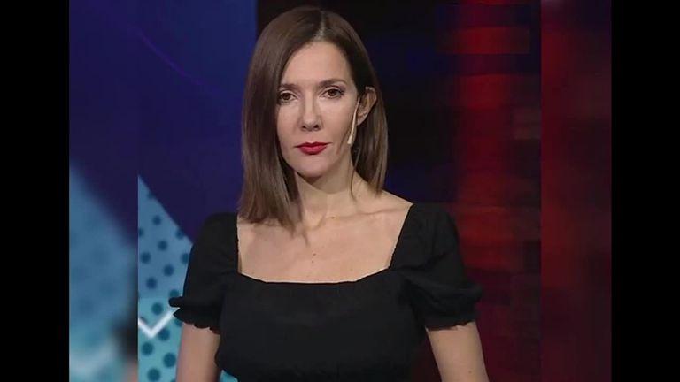 Cristina Pérez cuestionó al Gobierno de Alberto Fernández en su último editorial