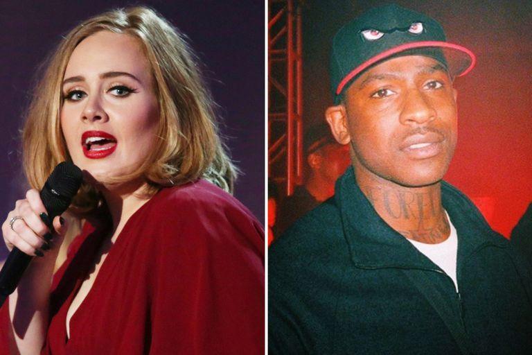 Adele tiene un nuevo pretendiente: el rapero Skepta