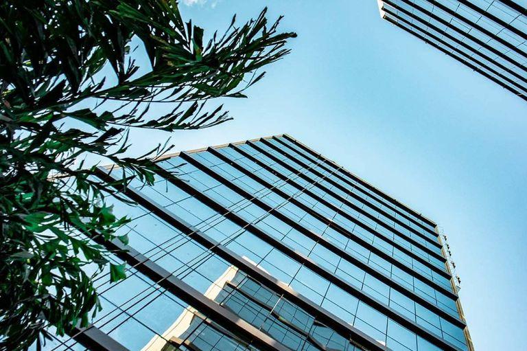 Las torres SkyPark que construyó Eydisa en el centro de Asunción