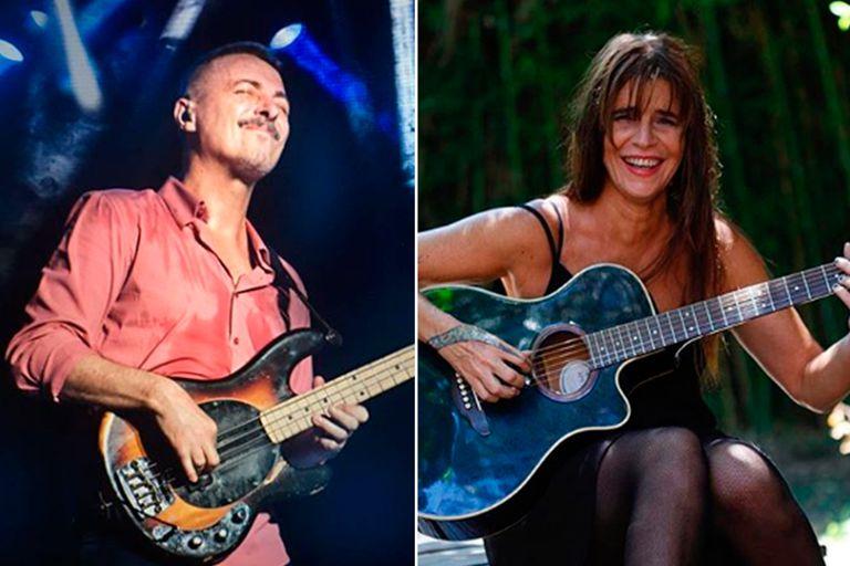 Pedro Aznar y Fabiana Cantilo se suman a la lista de músicos que brindan shows desde las redes en medio de la pandemia