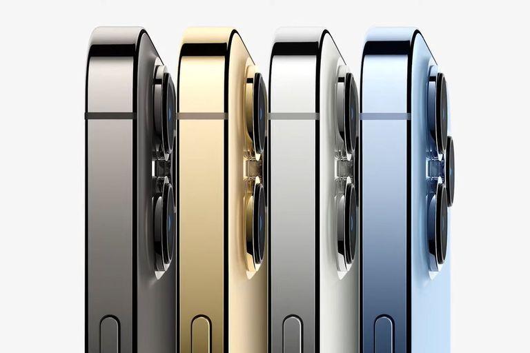 Apple planea sumar Touch ID en pantalla y quitar el notch en los modelos Pro