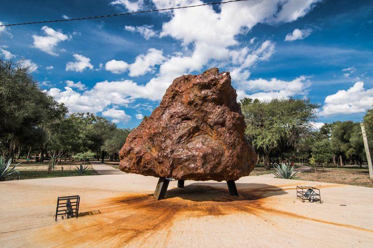 Campo del Cielo, el parque de meteoritos de Chaco que sigue impactando al mundo
