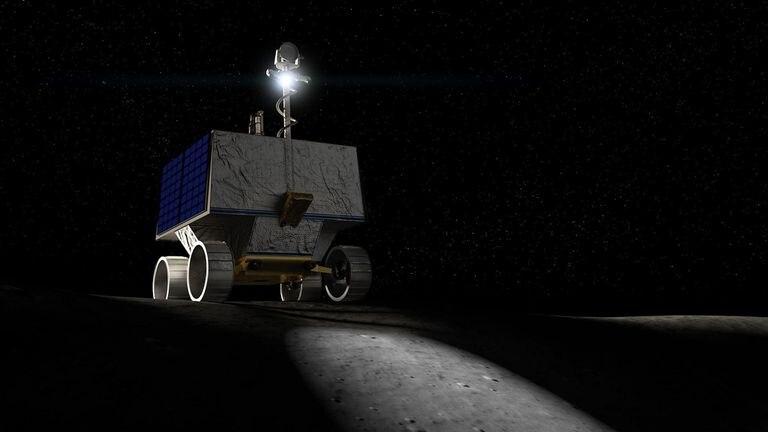 24-05-2021 Recreación del rover VIPER POLITICA INVESTIGACIÓN Y TECNOLOGÍA NASA