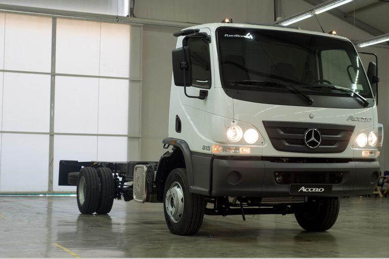 Camiones: nuevos modelos para mayor seguridad y confort