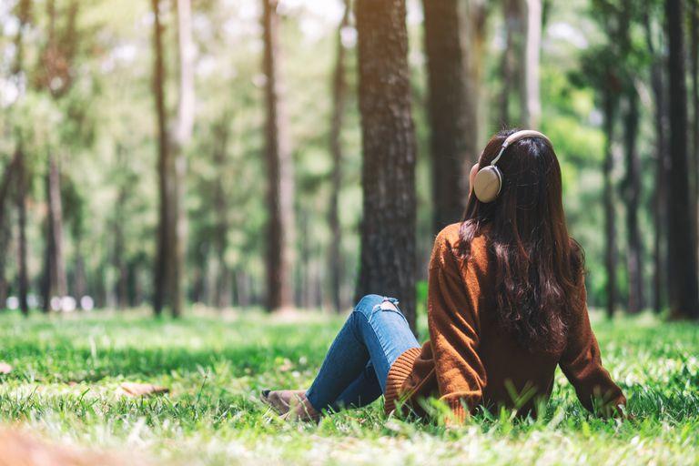 El contacto con la naturaleza ayuda a reducir la depresión.