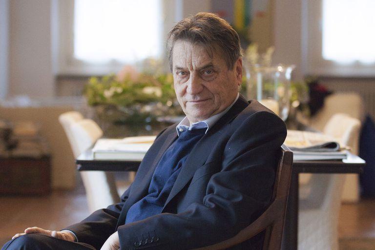 Claudio Magris, el autor de El Danubio