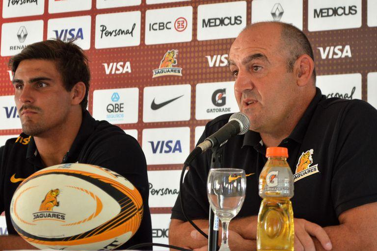 Los Jaguares se preparan para el Super Rugby: el plantel que viaja a Sudáfrica