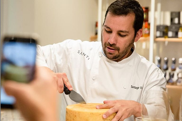 Valenti: odiaba el roquefort pero construyó el paraíso de los quesos en Argentina