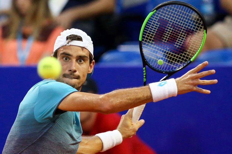 Guido Pella, que buscaba su primer título de ATP, perdió en la final de Umag
