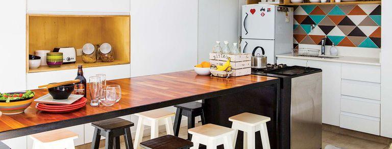 De viejas oficinas a moderno hogar: remodelación total en una casa de San Isidro